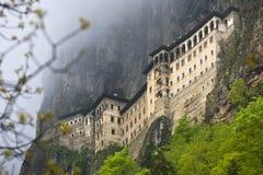 ελληνικό μοναστήρι ορθόδοξο Στοκ εικόνες με δικαίωμα ελεύθερης χρήσης