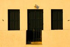 ελληνικό σπίτι παραδοσι&alph Στοκ φωτογραφίες με δικαίωμα ελεύθερης χρήσης