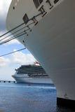 ελλιμενισμένο σκάφος Στοκ εικόνες με δικαίωμα ελεύθερης χρήσης