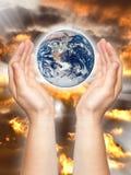 ελπίδα χεριών ελεύθερη απεικόνιση δικαιώματος