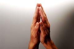 ελπίδα χεριών Στοκ εικόνες με δικαίωμα ελεύθερης χρήσης