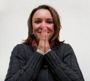 ελπίζοντας γυναίκα στοκ φωτογραφία με δικαίωμα ελεύθερης χρήσης