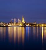 δεμένος στον καθεδρικό ναό Στοκ Εικόνα
