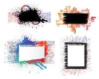εμβλήματα δημιουργικά ελεύθερη απεικόνιση δικαιώματος