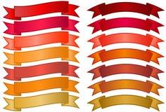 εμβλήματα που τίθενται α&pi Στοκ εικόνα με δικαίωμα ελεύθερης χρήσης