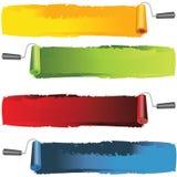 εμβλήματα που χρωματίζον&t Στοκ εικόνες με δικαίωμα ελεύθερης χρήσης