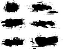 εμβλήματα grunge Στοκ φωτογραφίες με δικαίωμα ελεύθερης χρήσης