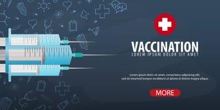 εμβολιασμός ιατρικό optometrist ματιών διαγραμμάτων ανασκόπησης η υγεία προσοχής όπλων απομόνωσε τις καθυστερήσεις Διανυσματική α ελεύθερη απεικόνιση δικαιώματος