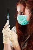 εμβόλιο Στοκ εικόνες με δικαίωμα ελεύθερης χρήσης