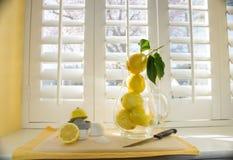 λεμονάδα Στοκ Φωτογραφίες
