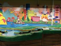 Εμπειρία Crayola στο Easton, Πενσυλβανία στοκ φωτογραφίες με δικαίωμα ελεύθερης χρήσης