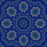 εμπνευσμένη ισλαμική ταπετσαρία Στοκ Εικόνα