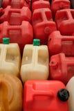 Εμπορευματοκιβώτια καυσίμων Στοκ φωτογραφία με δικαίωμα ελεύθερης χρήσης