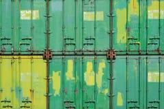 εμπορευματοκιβώτια Στοκ εικόνες με δικαίωμα ελεύθερης χρήσης