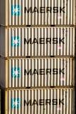 εμπορευματοκιβώτια Στοκ εικόνα με δικαίωμα ελεύθερης χρήσης