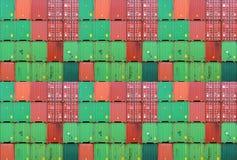 εμπορευματοκιβώτιο φο& Στοκ φωτογραφία με δικαίωμα ελεύθερης χρήσης