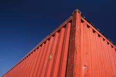 εμπορευματοκιβώτιο Στοκ φωτογραφίες με δικαίωμα ελεύθερης χρήσης