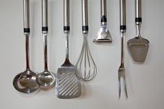 εμπορεύματα κουζινών Στοκ Εικόνες