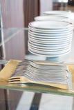 Εμπορεύματα πιάτων Στοκ φωτογραφίες με δικαίωμα ελεύθερης χρήσης