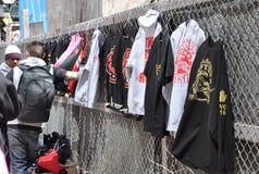 Εμπορεύματα των Toronto Raptors Στοκ Εικόνα