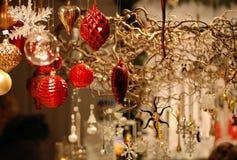 Εμπορεύματα Χριστουγέννων Στοκ Φωτογραφίες