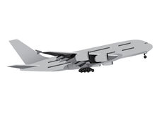 Εμπορικά αεροσκάφη Στοκ Εικόνες