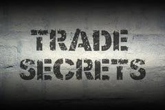 Εμπορικά μυστικά GR στοκ εικόνα με δικαίωμα ελεύθερης χρήσης