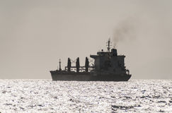 Εμπορική βάρκα στη Ερυθρά Θάλασσα Στοκ φωτογραφία με δικαίωμα ελεύθερης χρήσης