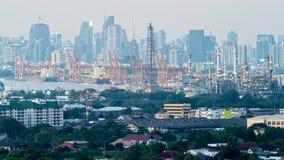 Εμπορικός λιμένας, ναυτιλία στοκ φωτογραφίες με δικαίωμα ελεύθερης χρήσης
