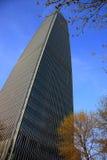 εμπορικός κόσμος πύργων τη Στοκ εικόνα με δικαίωμα ελεύθερης χρήσης