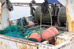 Εμπορικό αλιευτικό εργαλείο Στοκ εικόνα με δικαίωμα ελεύθερης χρήσης