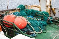 Εμπορικό αλιευτικό εργαλείο Στοκ Εικόνες