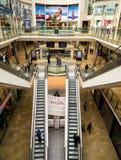 Εμπορικό κέντρο αρενών ταυρομαχίας του Μπέρμιγχαμ Στοκ Φωτογραφίες