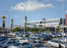 Εμπορικό κέντρο Γ δύο στο Σαββατοκύριακο Στοκ φωτογραφία με δικαίωμα ελεύθερης χρήσης