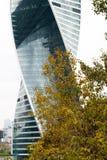 εμπορικό κέντρο διεθνής Μόσχα city day kremlin moscow outdoor Στοκ φωτογραφίες με δικαίωμα ελεύθερης χρήσης