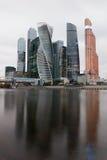 εμπορικό κέντρο διεθνής Μόσχα city day kremlin moscow outdoor Στοκ φωτογραφία με δικαίωμα ελεύθερης χρήσης