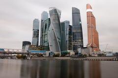 εμπορικό κέντρο διεθνής Μόσχα city day kremlin moscow outdoor Στοκ εικόνες με δικαίωμα ελεύθερης χρήσης