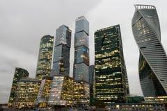 εμπορικό κέντρο διεθνής Μόσχα city day kremlin moscow outdoor Στοκ Εικόνα