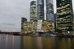 εμπορικό κέντρο διεθνής Μόσχα city day kremlin moscow outdoor Στοκ Εικόνες