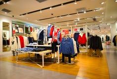 Εμπορικό κέντρο σε ShenZhen Στοκ Εικόνες