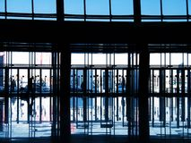 εμπορικό κέντρο σύγχρονο Στοκ φωτογραφίες με δικαίωμα ελεύθερης χρήσης