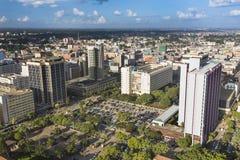Εμπορικό κέντρο του βορειοανατολικού Ναϊρόμπι, Κένυα, εκδοτική Στοκ φωτογραφία με δικαίωμα ελεύθερης χρήσης