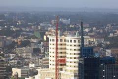 Εμπορικό κέντρο του Ναϊρόμπι, Κένυα, εκδοτική Στοκ εικόνα με δικαίωμα ελεύθερης χρήσης
