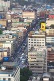 Εμπορικό κέντρο του Ναϊρόμπι, Κένυα, εκδοτική Στοκ εικόνες με δικαίωμα ελεύθερης χρήσης