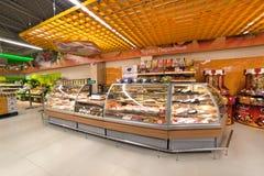 Εμπορικό κέντρο Στοκ Εικόνα