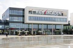Εμπορικό κέντρο Arcaden Riem στο Μόναχο, Βαυαρία Στοκ Εικόνα