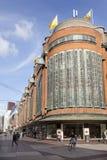 Εμπορικό κέντρο bijenkorf στη Χάγη Στοκ εικόνες με δικαίωμα ελεύθερης χρήσης