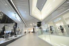 Εμπορικό κέντρο Promenada στο Βουκουρέστι, Ρουμανία Στοκ φωτογραφία με δικαίωμα ελεύθερης χρήσης