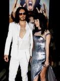 Εμπορικό σήμα και Katy Perry του Russell Στοκ εικόνα με δικαίωμα ελεύθερης χρήσης