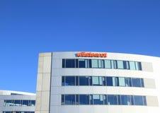 Εμπορικό σήμα WÃ ¼ stenrot Στοκ φωτογραφία με δικαίωμα ελεύθερης χρήσης